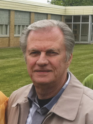 Reverend Monte J. Cox