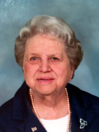 Clara M. Brown