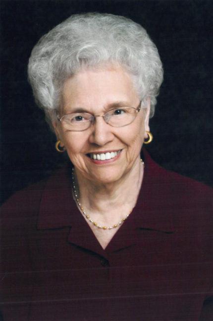 Bernice V. Riddle