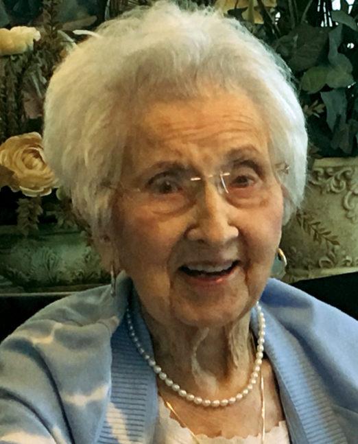 Thelma M. Hedrick