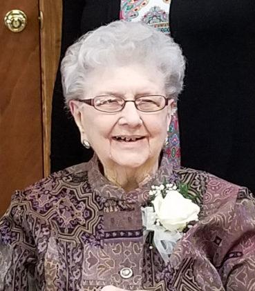 Gladys M. Typer